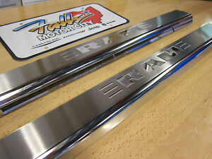 2011 2015 Dodge Ram Door Sill Guards Plates Stainless