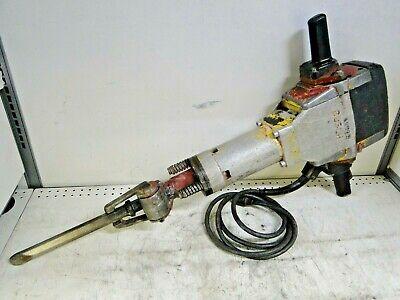 Bosch Brute 06 11304 034 Electric Concrete Jackhammer Demolition Breaker 110v