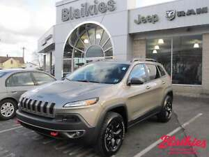 2017 Jeep Cherokee T Trailhawk