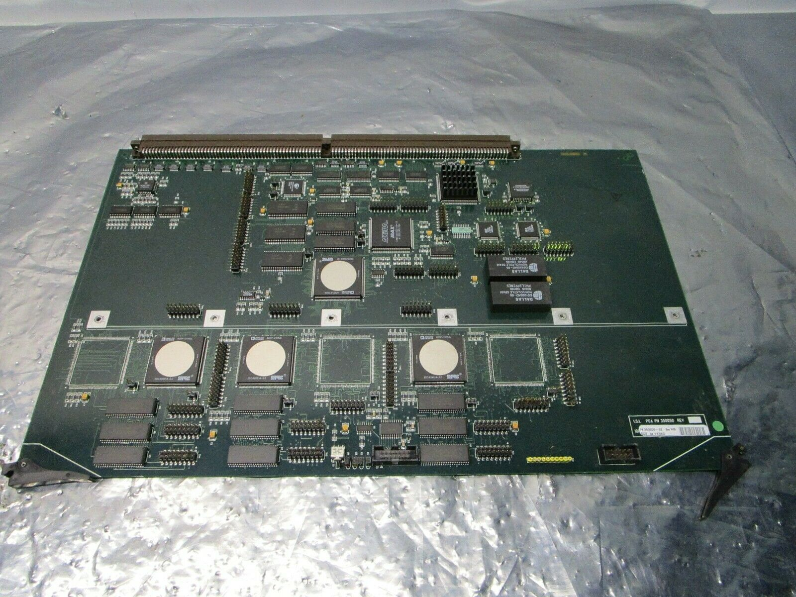 I.S.I. 350050-02 PCA Board, 350050, PCB 350055, 101224
