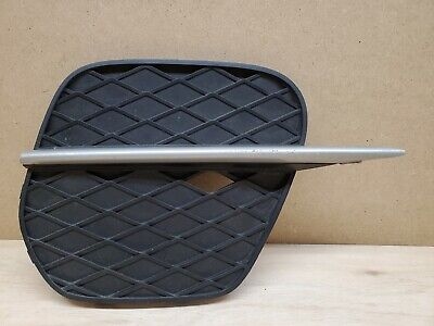 07- 13 BMW X5 E70 FRONT BUMPER RIGHT PASSENGER SIDE GRILL GRILLE TRIM COVER OEM