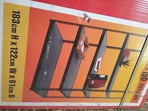5 shelf storage system brand new in box! Loganlea Logan Area Preview