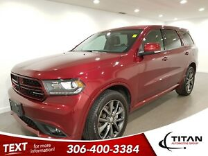 2018 Dodge Durango GT|AWD|CAM|Leather|Sunroof
