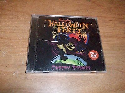 Shivers Halloween Party: Creepy Stories (CD, May-2001, Peter Pan ISP) - Creepy Children Halloween Music