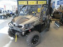 Can Am COMMANDER 1000 XT NO GATOR 10 TRAXTER 800 HD 8