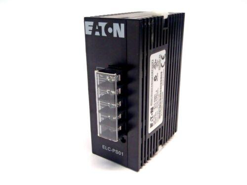Eaton ELC-PS01 Power Supply 24VDC 1A 100-240VAC 50/60Hz