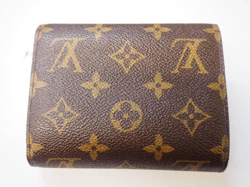 101238e30a4e   39 Authentic  39  LV Portefeuille Joey Monogram Trifold Wallet ...