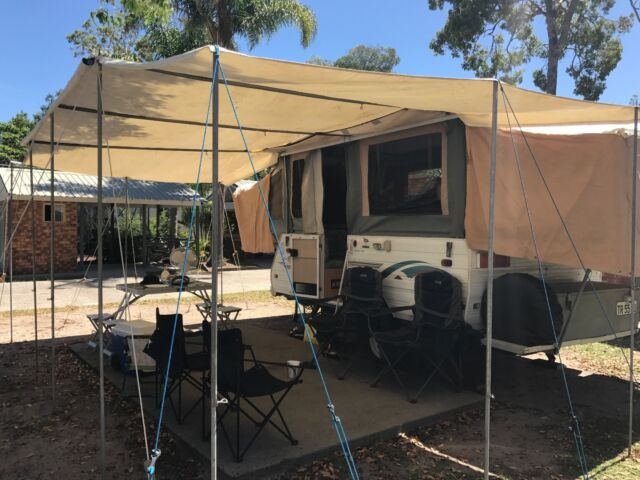 New 2008 Jayco Coffs Harbour Coffs Harbour City Preview