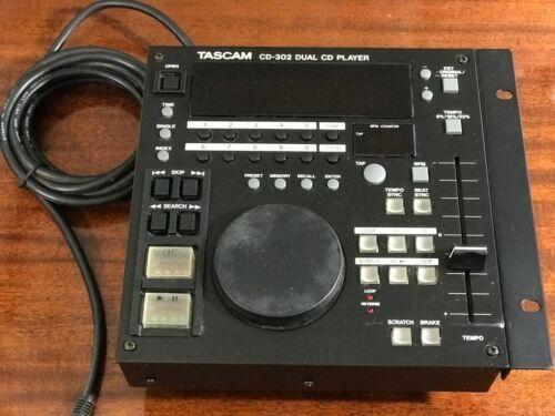TASCAM CD-302 CD Player - Single Controller Unit