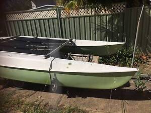 """Windrush 14"""" Catamaran - All Reasonable Offers Considered Capital Hill South Canberra Preview"""