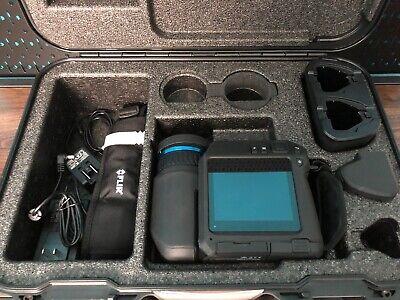 Flir T540-24 Thermal Imaging Camera W 24 Lens 464 X 348 -4 W Macro Mode