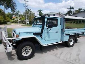 1984 Toyota LandCruiser Other Mount Louisa Townsville City Preview