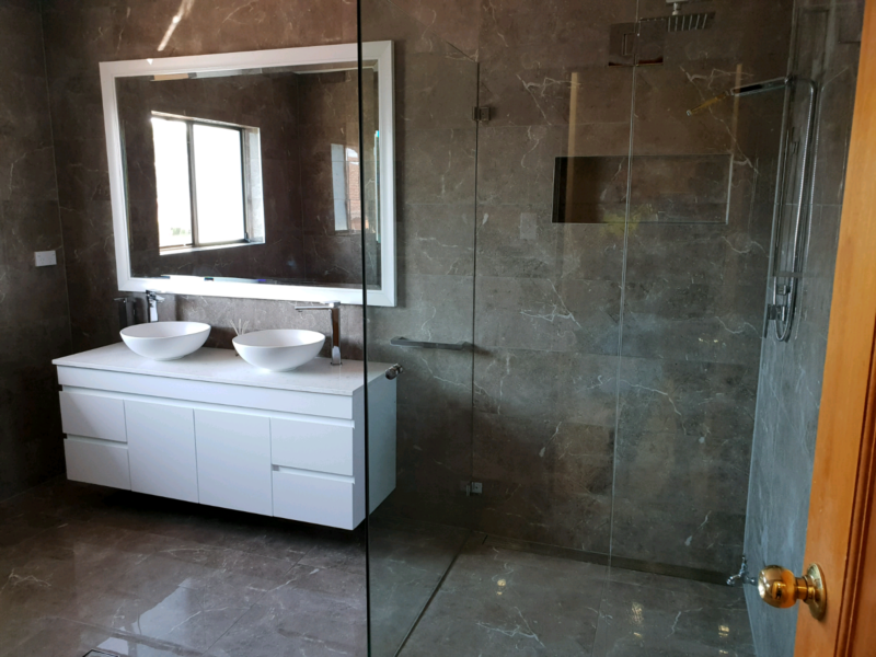 Remarkable Complete Bathroom Renovation For Just Under 11990 Beutiful Home Inspiration Xortanetmahrainfo