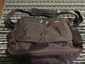 Skip Hop Diaper Bag - Hardly Used, Like New Condition