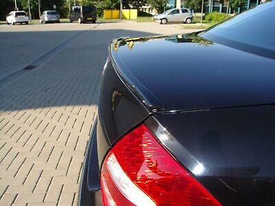 Mercedes CLK W209 C209 Spoiler Heckspoiler Spoilerlippe - unlackiert