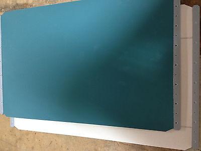 Heidelberg Qm46 4-ply Wbars 21-78 X 13-38 Trelleborg Offset Printing Blankets