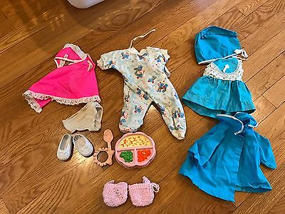 Vintage 1966 Mattel  Baby's Hungry Doll  clothes