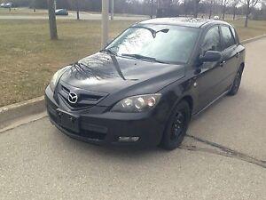 Mazda3. Hatchback. No Rust. Safety. Etest.