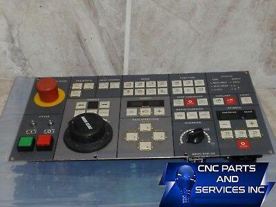 Mori Seiki Zl 250 Front Control Panel