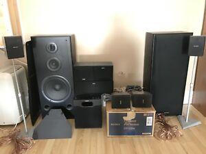 7.1 surround stereo