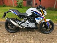 BMW G310 by Fast Lane Motorcycles, Tonbridge, Kent