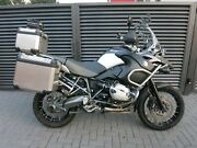BMW R1200GS Adventure Triple Black GARANTIE
