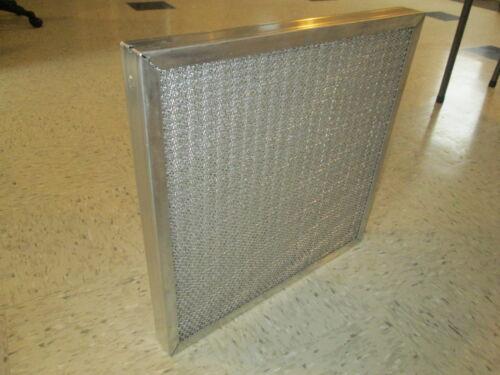 Forsberg gravity table or destoner air filter