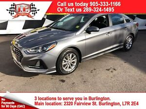 2018 Hyundai Sonata GL, Automatic, Back Up Camera, Heated Seats