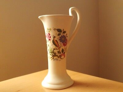 "Vintage Purbeck Ceramics of Swanage Decorative Jug/Vase. Roughly 9 1/2"" High."