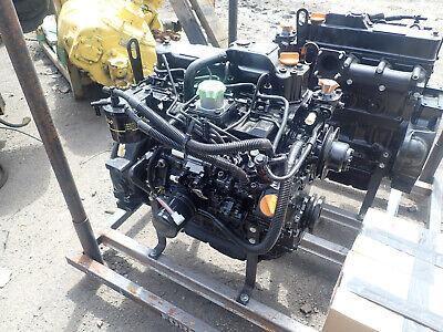 Yanmar 4tnv88 Diesel Engine New Unused John Deere Tractor Excavator Komatsu