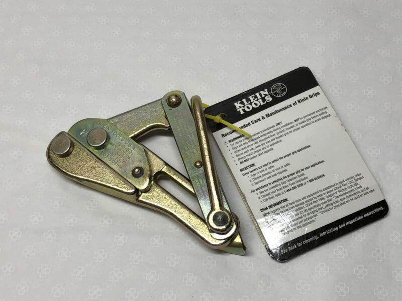 KLEIN TOOLS Chicago Grip for Bare Wire 1613-30