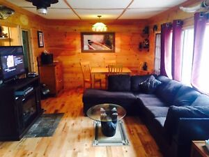 Private cottage Rental Weekly on Rice Lake