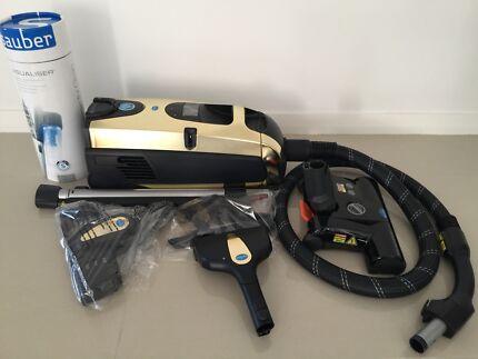 Sauber Excellence SE-400 Vacuum
