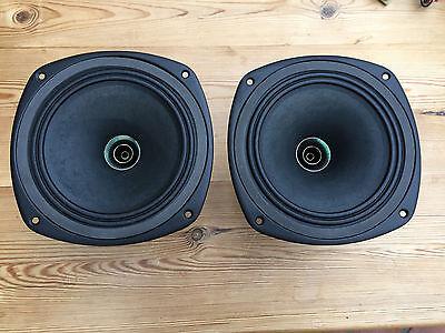 """Ledgendary best ever TANNOY 8"""" speakers type 2062 i8 V8 Sandringham + crossover"""