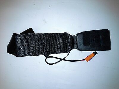 MERIVA B 2010- CENTRE REAR SEAT BELT LOCK BUCKLE RH 13307298 NEW OE PART