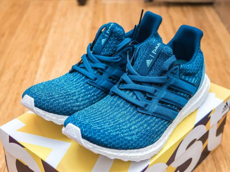 4e664355dfb96 Adidas Ultra Boost 3.0 Caged Parley BB4762 Size US 11 NEW DS ...