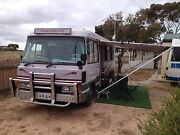 1988 Toyota Coaster Fully Converted Motorhome Gawler Gawler Area Preview