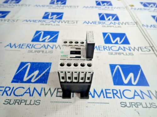 Moeller DIL A-40 Contactor Xstart 15A 3 pole 600v  with 240V Coil DIL M12-XSPV