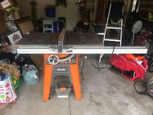 Rigid TS3650 Table Saw