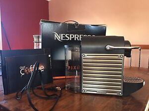 """Nespresso """"Pixie"""" Cappuccino Maker"""