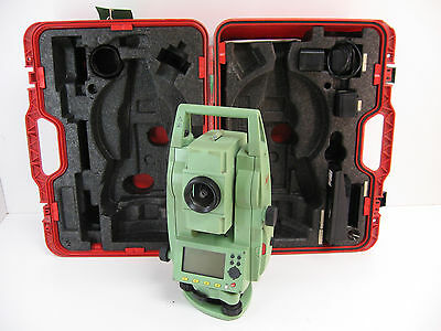 Leica Tcr405 5 Total Station Only For Surveying One Month Warranty
