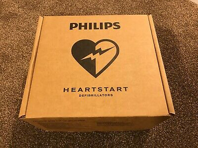 New In Box Philips Heartstart Frx 2022 Pads 2025 Battery 8 Year Factory Warranty