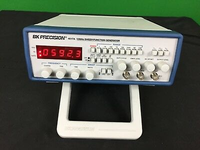 Bk Precision 4017a 10 Mhz Sweep Function Generator