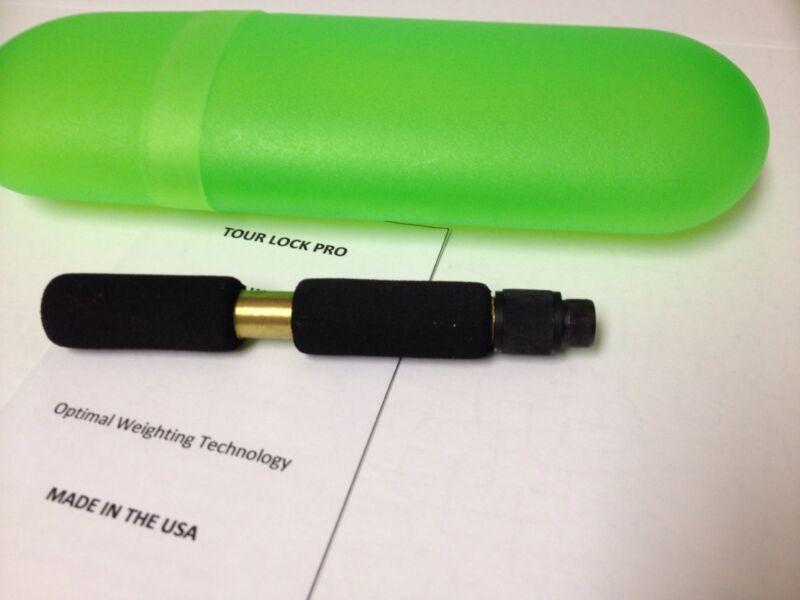 New! Tour Lock Opti-Vibe 50gram-Internal Shaft Putter Weight Counter Balance