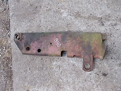 Farmall 340 Rc Tractor Ih Fast Hitch Fasthitch Main Implement Prong Pocket Holde