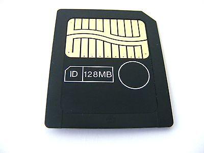 128mb Smartmedia Speicherkarte (128MB Smart media Card ( 128 MB SM Card ) Neu)