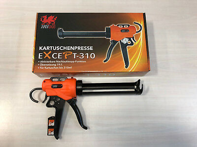 IRION Kartuschenpresse eXcePt - 310 Silikonpistole Silikonpresse Nr. 200001