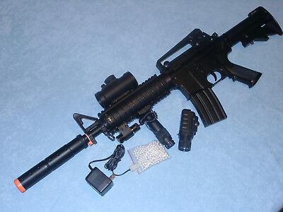 Airsoft Auto Electric Airsoft Gun DE M83A2 M83 M4-M16 Airsoft Gun 2 Airsoft M16 Rifles