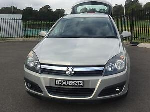 2006 HOLDEN ASTRA AUTOMATIC DIESEL Oatlands Parramatta Area Preview
