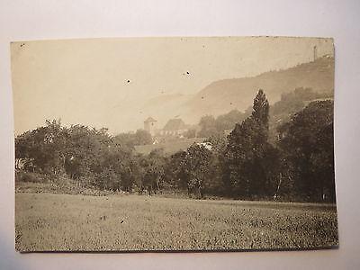 Jena Ziegenhain mit Fuchsturm - ca. 1920er Jahre / Foto